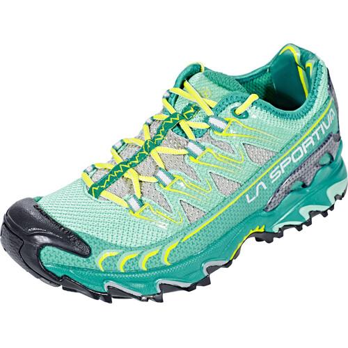 La Sportiva Ultra Raptor - Chaussures running Femme - turquoise sur campz.fr !